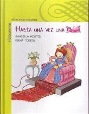 Habia una vez una princesa (Alfaguara Infantil) (Spanish Edition)-ExLibrary