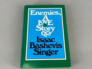 Enemies, A Love Story by Isaac Bashevis Singer (1972, Hardcover)