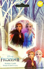 FROZEN 2 Anna and Elsa Birthday Candle by Wilton Birthday NIP from Wilton