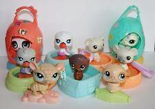 Lot Littlest Pet Shop Lps McDonald's Panda Duck mouse cat Armadillo