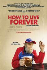 HOW TO LIVE FOREVER Movie POSTER 27x40 Suzanne Somers Phyllis Diller Ray