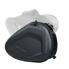 Motorcycle Bag Helmet With Waterproof Cover Side Saddle Bags Package Universal
