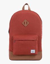 Herschel Supply Co. Heritage Backpack Rust 21.5L Rucksacks Bags ~ NEW