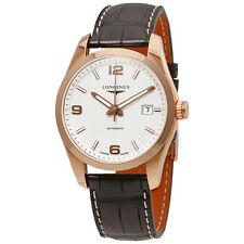 Longines Conquest Classic Silver Dial Automatic Mens Watch L27858763