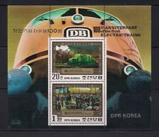 Korea.. 1980  Sc # 2005a  Locomotive  sheet of 2    MNH   (3-5530)