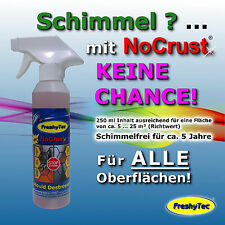 Nicht irgendein Schimmelentferner: 1 x 250 ml NoCrust Mould Destroyer - Edit G