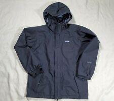 Patagonia GoreTex Jacket Women's Sz Medium Rain Coat Black