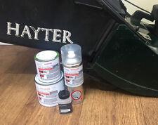 Hayter Green Lawnmower Paint Touch up Kit 1/4l Mower Garden