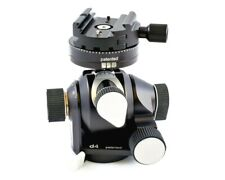 Arca Swiss D4 Geared Tripod Head with Quickset Classic Device 870103