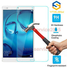 "9H Hard Premium Tempered Glass Film Screen Protector For Huawei MediaPad M3 8.4"""