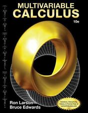 Multivariable Calculus by Ron Larson and Bruce H. Edwards (2013, Hardcover)