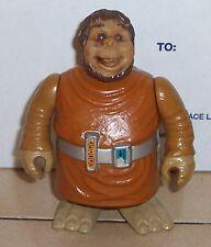 1986 Mattel Bravestarr Deputy Fuzz Action Figure Brave Starr