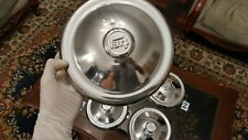 Toyota Corona 64/85 Rare Hubcaps Wheels Cover Center Hub Caps 13 Stainless steel