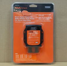Terk XMSON100 XMDirect Digital Adapter for compatible Sony Units * NEW *