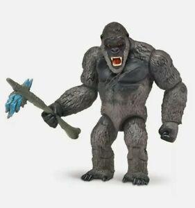 MonsterVerse Godzilla Vs. Kong 6-Inch Kong with Battle-Axe Figure - NEW