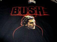 Bush Rare Vintage Shirt ( Size Xl ) New!