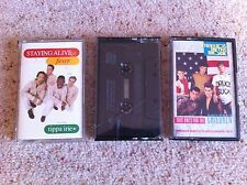 New Kids On the Block - Children, Jason Donovan Any Dream, Fever Cassette Tapes