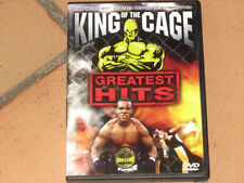 DVD KING OF THE CAGE : Greatest hits - Main event / arts martiaux