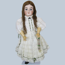 "Antique 26"" German Queen Louise Armand Marseille Doll"