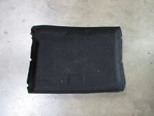 Ferrari F430, Bottom Floor Trunk Carpet, Used, P/N 68510800