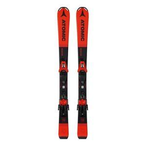 2020 Atomic Redster J2 100-120 JR Skis w/ C 5 GW Bindings