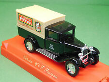 Citroen C4 Fourgon Coca Cola Solido 1:43 ASK YOUR DEALER LKW Truck Modellauto