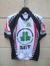 Maillot cycliste VITIPENO ST Gruppo MTB maglia ciclismo grenouille frog shirt M