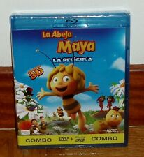 Maya the bee - the movie-combo 2 Discs-Blu-ray + DVD-new-sealed-new - sealed
