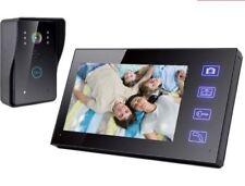 "7"" Wireless Video Doorbell Hand Free Intercom IR Door Phone Camera Night Vision"