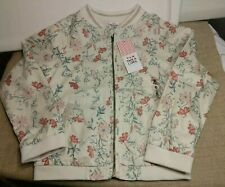 Tape A Loeil NWT Girls Floral Light Weight Jacket Size 6