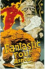 Fantastic Four ashcan edition (SCARCE) (USA, 1994)