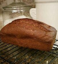 Gluten Free Pumpkin Bread - Lactose Free!