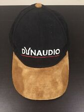 Unique & Rare Dynaudio Baseball Cap/Hat - For Sound & Music Professionals