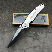 USA KNIFE Outdoor Survival Camping Tactical Hunting Folding Pocket Knives NEW