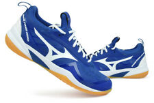Mizuno WAVE FANG ZERO Badminton Shoes Squash Table Tennis Blue Indoor 71GA199027