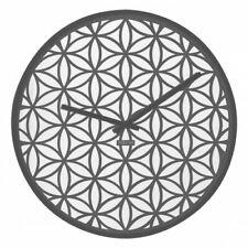 Boyle NeXtime Modern Indoor Stylish Wall Clock Bella Mirror - Grey