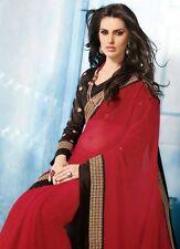Veeraa Saree Exclusive Beautiful Designer Bollywood Indian Partywear Sari 106