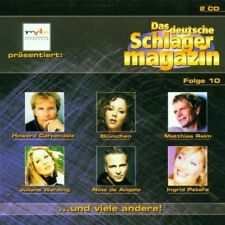 L'Allemand Schlager magazine (2001, MDR) 10: Howard Carpendale, Juliane... [2 CD]