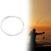 Fly Tapered Leader Fishing Line Tackle Sizes 0X-6X 12FT Knotless Trout Hot