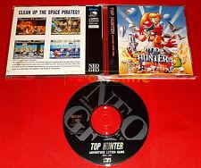 TOP HUNTER RODDY & CATHY Neo Geo Cd Versione Americana ○○ USATO
