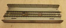Märklin H0 465 . 1 3600 Vollträgerbrücke con Guida Intermedia Costruito di 1948