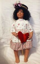 Porcelain Doll, African-American