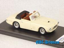 AM43F53Ferrari 340 America Cabriolet Vignale 1951 white