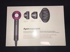 DYSON SUPERSONIC HAIR DRYER- Iron/Fuchsia BRAND NEW