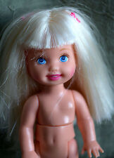 #19# nude Mattel Kelly doll for Ooak/play/parts