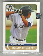 2012 HELENA BREWERS TEAM SET NEW COMPLETE