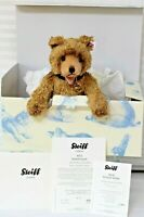 Steiff Silk Teddy Bear 2014 682698 Limited Edition of 89/1500 New Reproduction