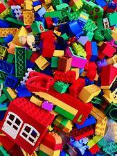 Lego Duplo 1kg - Bausteine, Figuren, Tiere, Häuser etc. ,gemischt