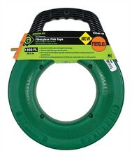 Greenlee Fish Tape FTF540-100 Magnum PRO Fiberglass - Low Friction -Light Weight