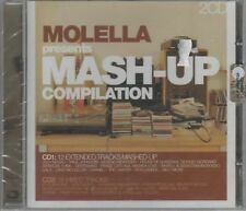 MOLELLA MASH UP COMPILATION - 2 CD F.C. SIGILLATO!!!
